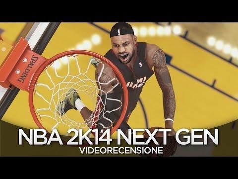 NBA 2K14 Next Gen - Video Recensione HD ITA
