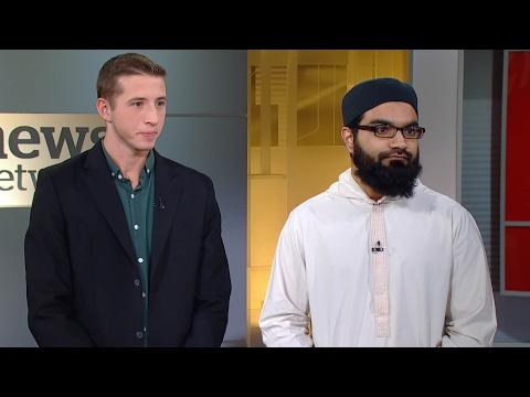 Toronto teacher and Imam teach hope, tolerance