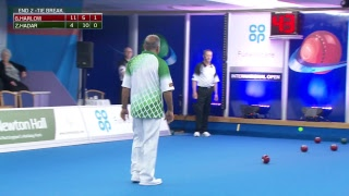 Co-Op Funeralcare International Open 2018 - Day 2 - Game 16