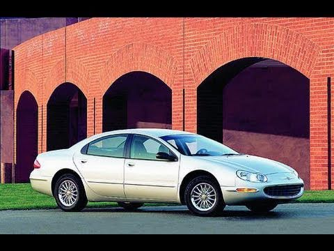 1997Chrysler Concorde Battery Location Installation How to - YouTube