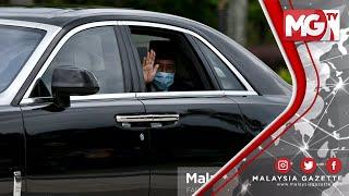 TERKINI : 8 Raja-Raja Melayu Mula Bersidang di Istana Negara