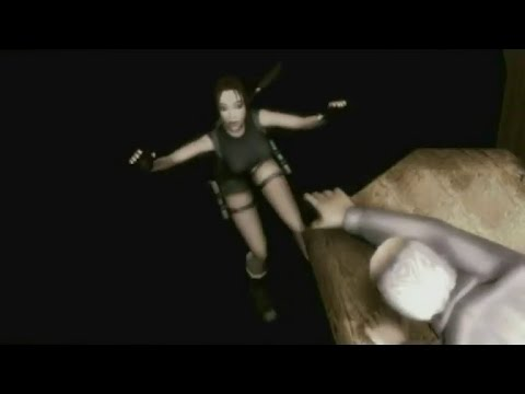Lara Croft Tomb Raider - What Really Happened In Egypt (Cutscene)