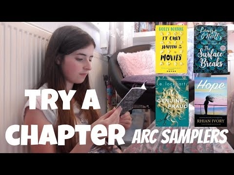 Try A Chapter | ARC Sampler Part 2! [CC]