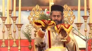 holy qurbana 04 celebrated by fr varghese abraham shaiju