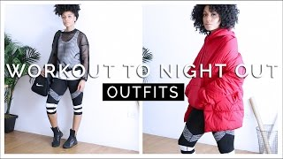 How to SLAY Athleisure LOOKBOOK thumbnail