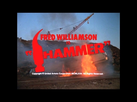 HAMMER - (1972) Trailer