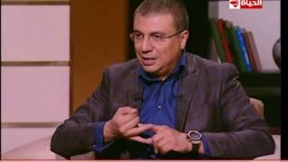 """شاهد.. عمرو الليثي يحاور الفريق أحمد شفيق """"التقليد"""""""
