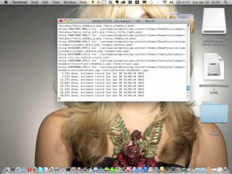 ISO-Images in Mac OS X und Unix-Derivaten erstellen