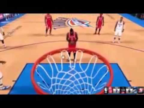 NBA 2K14 Xbox 360 Chicago Bulls vs Chicago Bulls Playoffs - YouTube