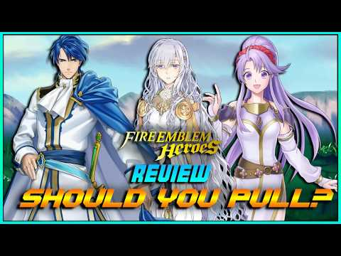 Should You Pull? World of Holy War: Unit Review - Fire Emblem Heroes