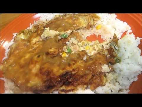 How To Make Egg Foo Young - Shrimp Egg Foo Young - Chinese Recipe