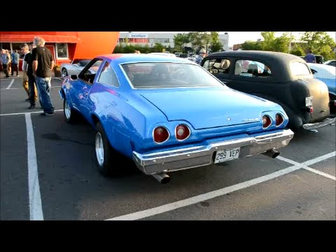 '73 CHEVELLE MALIBU SS WITH 350 LT1 START UP - YouTube