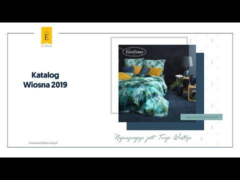 Eurofirany Nowy Katalog Wiosna 2019 Youtube