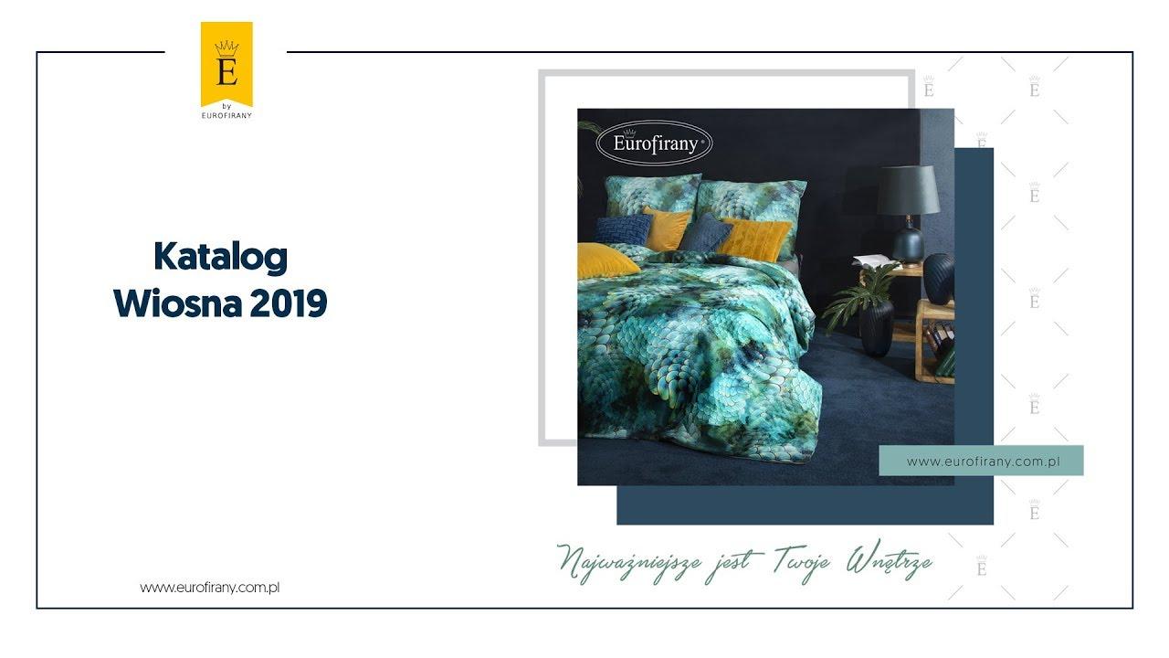 Eurofirany Nowy Katalog Wiosna 2019