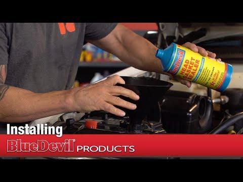 How to Install BlueDevil Head Gasket Sealer
