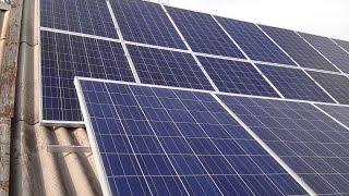 Зеленый тариф 2016(Частная солнечная электростанция. Мощность 10 кВт. Продажа собственной электроэнергии в сеть по Зеленому..., 2016-03-18T11:11:14.000Z)