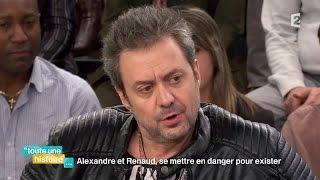 Renaud Hantson revient sur sa descente aux enfers #touteunehistoire