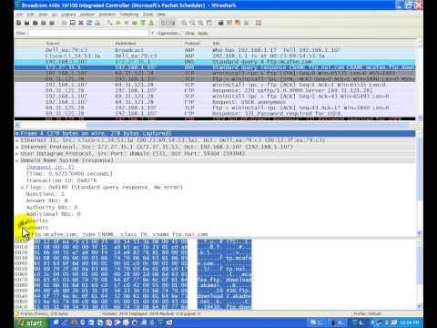 TCP/IP Lesson: File Transfer Protocol