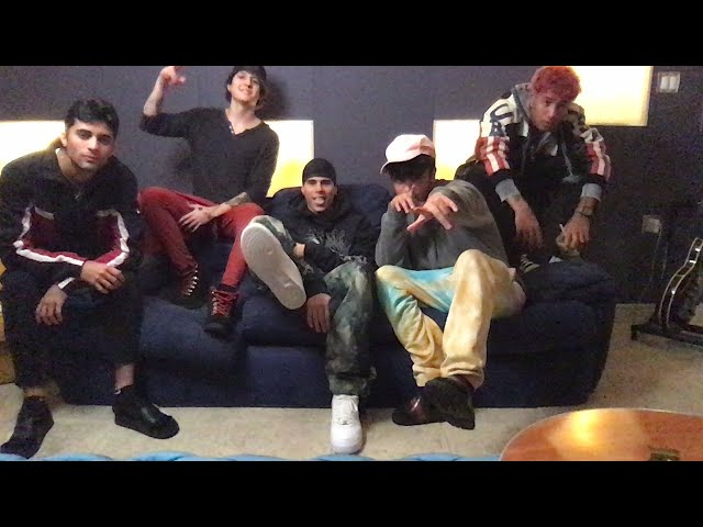 CNCO LIVE | WE'RE BACK BABY!!! - CNCO