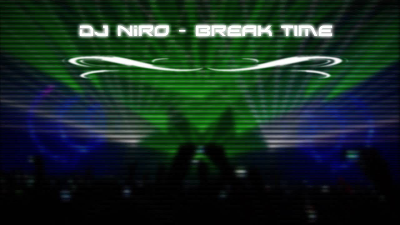 dj niro break time official music video youtube. Black Bedroom Furniture Sets. Home Design Ideas