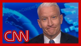 Anderson Cooper: Trump has a new insult for you. Your name.