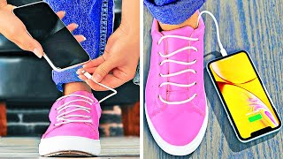 30 SHOE LACE HACKS THAT WILL CHANGE YOUR LIFE