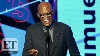 samuel l jackson supports jesse williams powerful bet awards speech