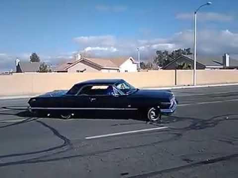 Hot 63 impala lowrider
