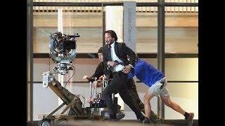 Съемки фильма Джон Уик 3 Как снимают кино, по ту сторону камеры