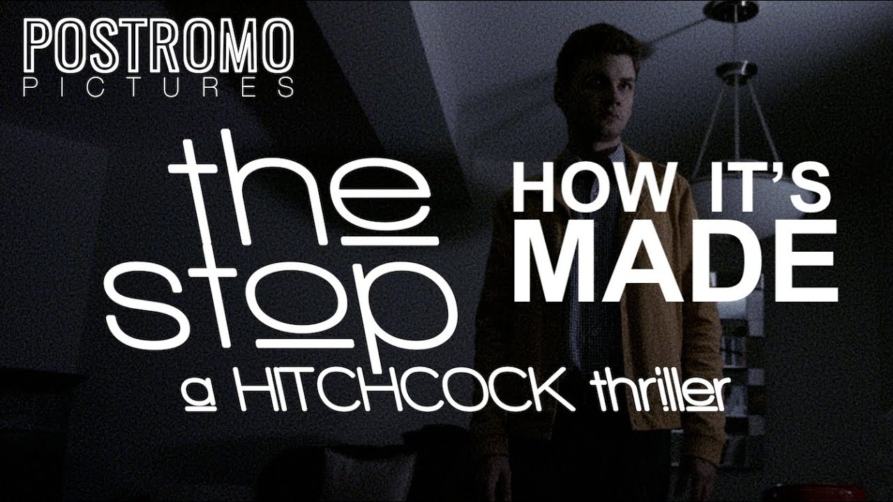 How We Made a Hitchcock Movie