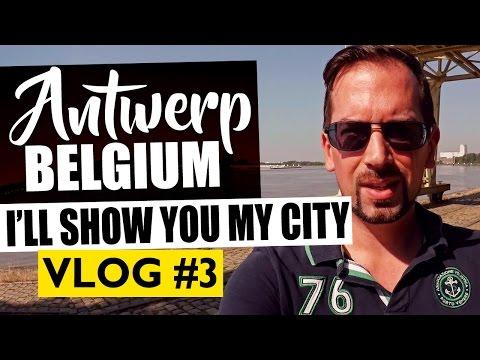 Antwerp BELGIUM - My city - Tom in the Philippines