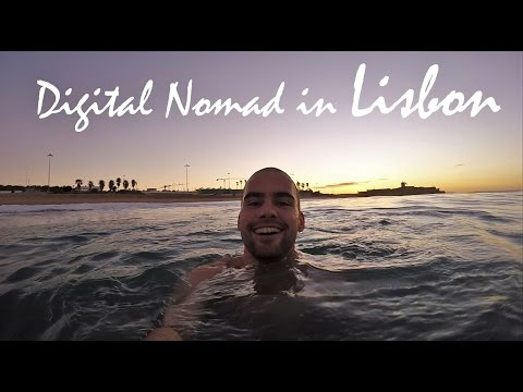 A Day as a Digital Nomad in Lisbon