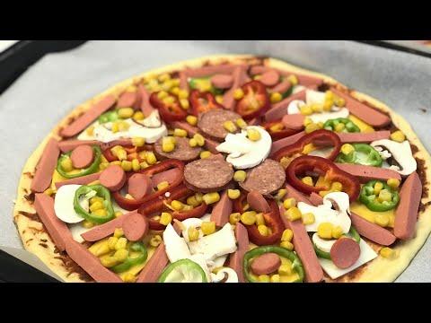 DOMİNOS PİZZA TARİFİ 👌 Herkes bu pizzaya bayılacak !!!