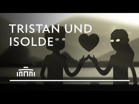 Het verhaal van Wagners Tristan und Isolde