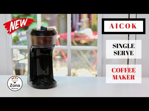 ef0711b786c FARBERWARE SINGLE SERVE K-Cup and Brew COFFEE MAKER