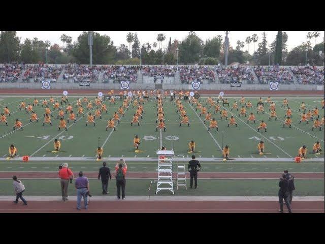 Kyoto Tachibana High School Green Band - 2018 Pasadena Bandfest #1