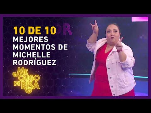 Los 10 mejores momentos de Michelle Rodríguez   Me Caigo De Risa