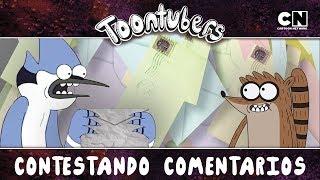 ¡Comentando los comentarios de la gente! ¡SALUDOS A TODOS!| Toontubers | Cartoon Network