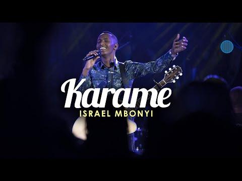 Israel Mbonyi - Karame