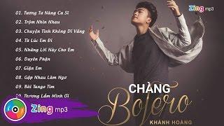 chang bolero - khanh hoang album