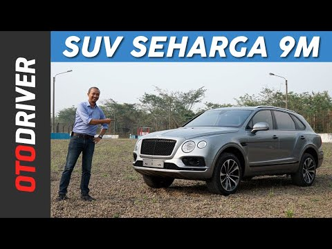 Bentley Bentayga 2018 Review Indonesia | OtoDriver