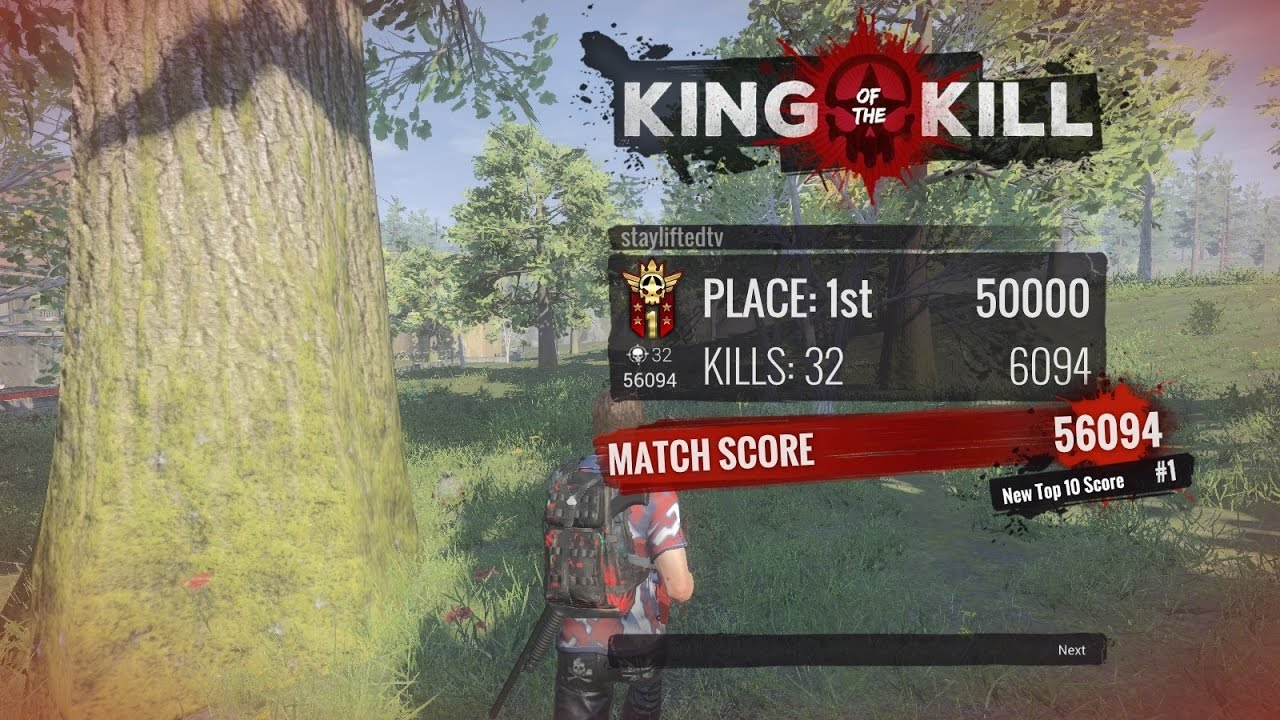 Download H1Z1 - Another 32 Kill Battle Royale - Score of 56,094