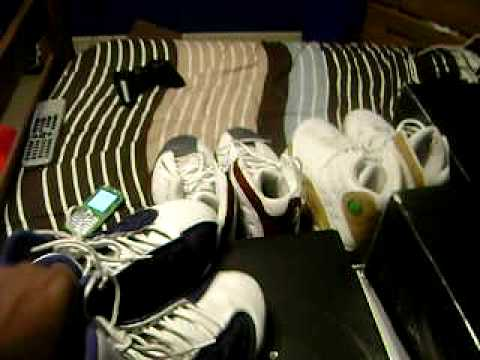 692fe373fba4 My Air Jordan Collection (Just the Jordans) Part 2 Nelly Spizikes ...