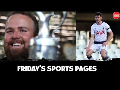 Lowry's Croke Park Date | Trying Troy For Ireland | Irish Gold | The Cricket