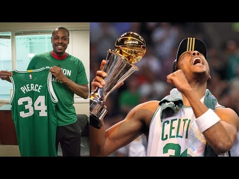 Houston Rockets Up for Sale! Paul Pierce Will Retire a Celtic!