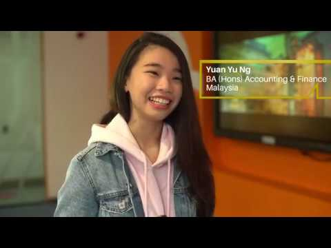 Yuan Yu Ng BA in Accounting and Finance, SE Asia