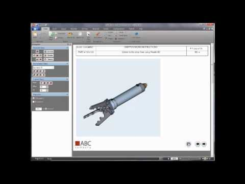 How To Create Interactive Work Instructions 3d Manufacture