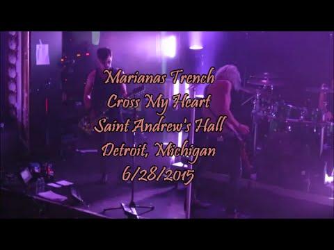 Marianas Trench - Cross My Heart