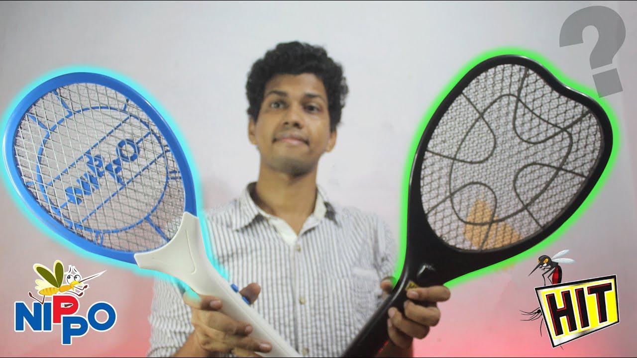🔥🔥 Nippo Vs Hit Mosquito Bat | Anti Mosquito Racquet | Best Mosquito Killing Bat | @Dekh Review