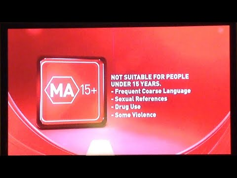 NBN Television - MA Classification Warning (31.3.2015)